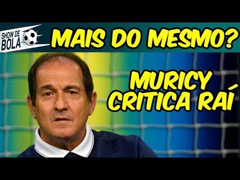 Entrevista com MURICY RAMALHO e tudo sobre a rodada do final de semana | SHOW DE BOLA (11/03/19)