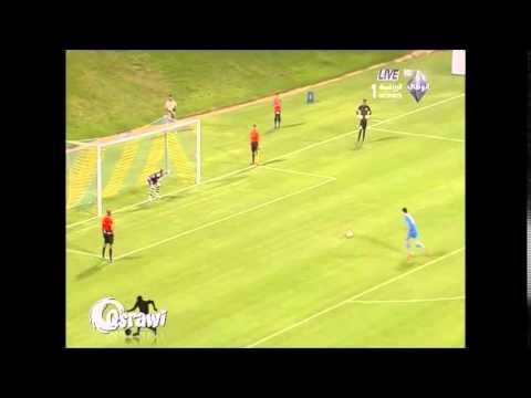 Rodrigo Possebon soccer planty with riffa 29/08/2014