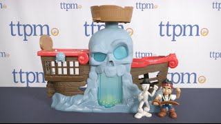 Jake And The Never Land Pirates Battle At Shipwreck Falls From Fisher-price