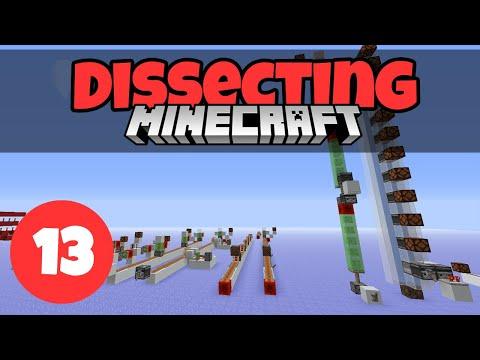 Dissecting Minecraft #13: Instant Wire | Minecraft 1.13