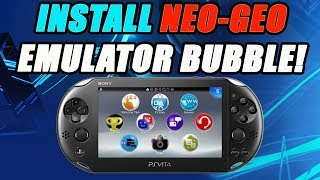 CLONE a PSP GAME & INSTALL MVSPSP EMULATOR BUBBLE On PS VITA ALL FIRMWARES!