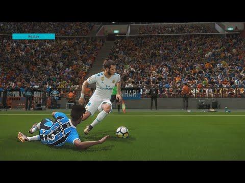 Grêmio vs Real Madrid- 16/12/2017  Final FIFA Club World Cup 2017 - PES 2018