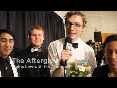 Lights Low with The Afterglow - Interviews