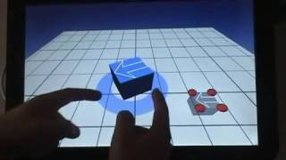 GWindows: Robust Stereo Vision for Gesture-Based Control of Windows