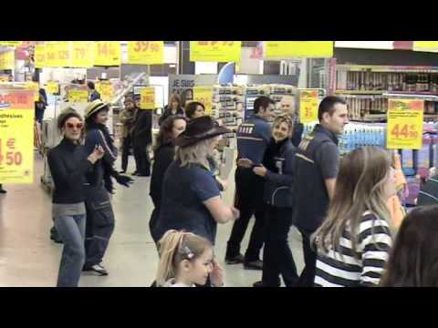 Flashmob castorama tours 37 youtube - Castorama chambray les tours ...