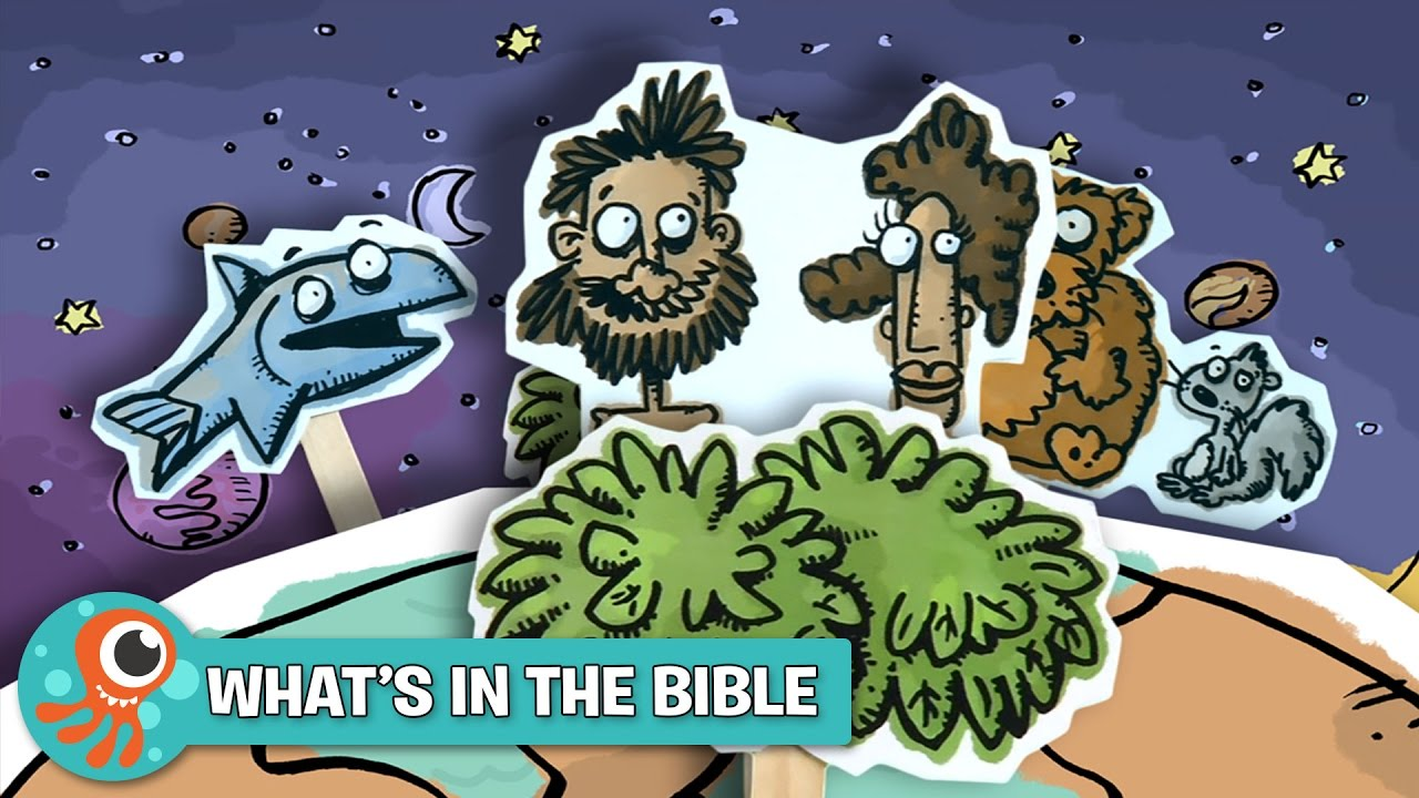 creation what u0027s in the bible jellytelly youtube