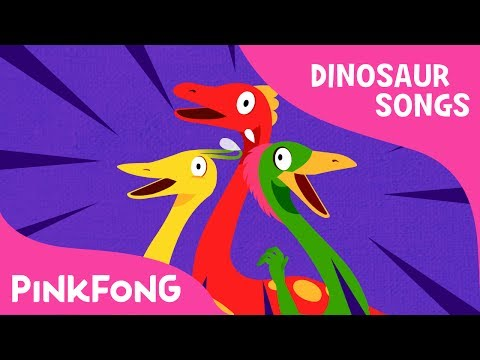 The Three Mimuses | Dinosaur Songs | Pinkfong Songs for Children
