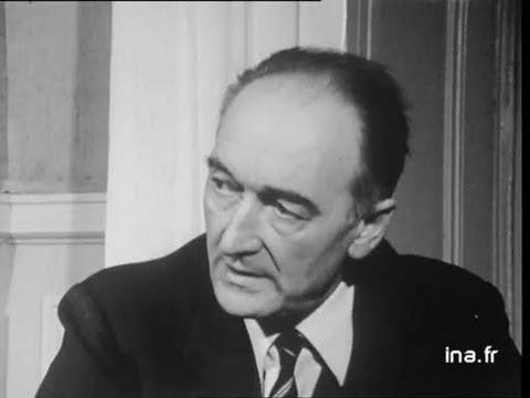 Interview Jean Vilar