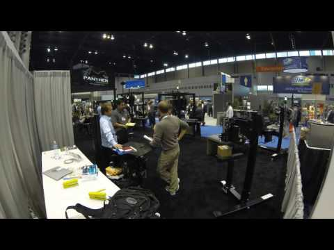 Pack Expo 2016 - Chicago Timelapse - 5 Minutes