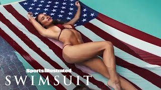 Celebrate the 4th of July with cover model Hannah Davis | Sports Illustrated Swimsuit