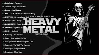 Heavy Metal Rock Golden years | Metal Mix Playlist Collection 2020