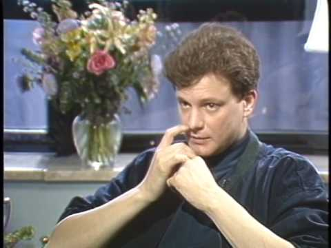 Colin Firth on working with Milos Forman as the Naughty Charming Vicomte de Valmont