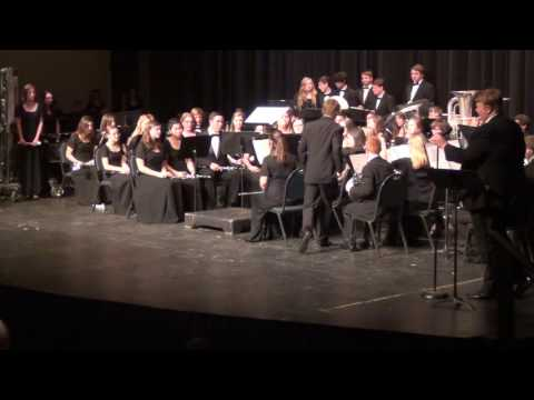 Gordon Lee High School Band Christmas Concert 2016