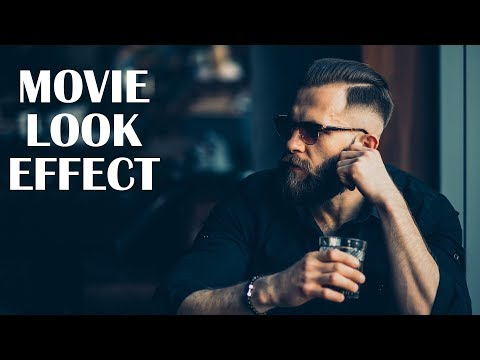 Photoshop Tutorial : Movie Look Effect Color Grading in Photoshp thumbnail