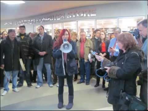 Idle No More, Saskatoon,Sask Canada