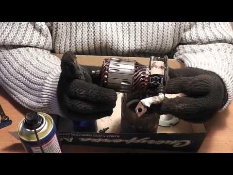 видео: Ремонтируем Стартер для автомобилей ВАЗ 2110-3708010
