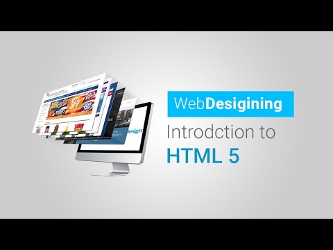 03 - Introduction to HTML5