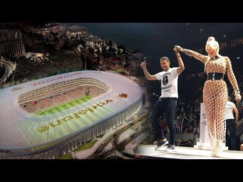 JELENA KARLEUSA // BESIKTAS J.K. / Vodafone Arena Istanbul
