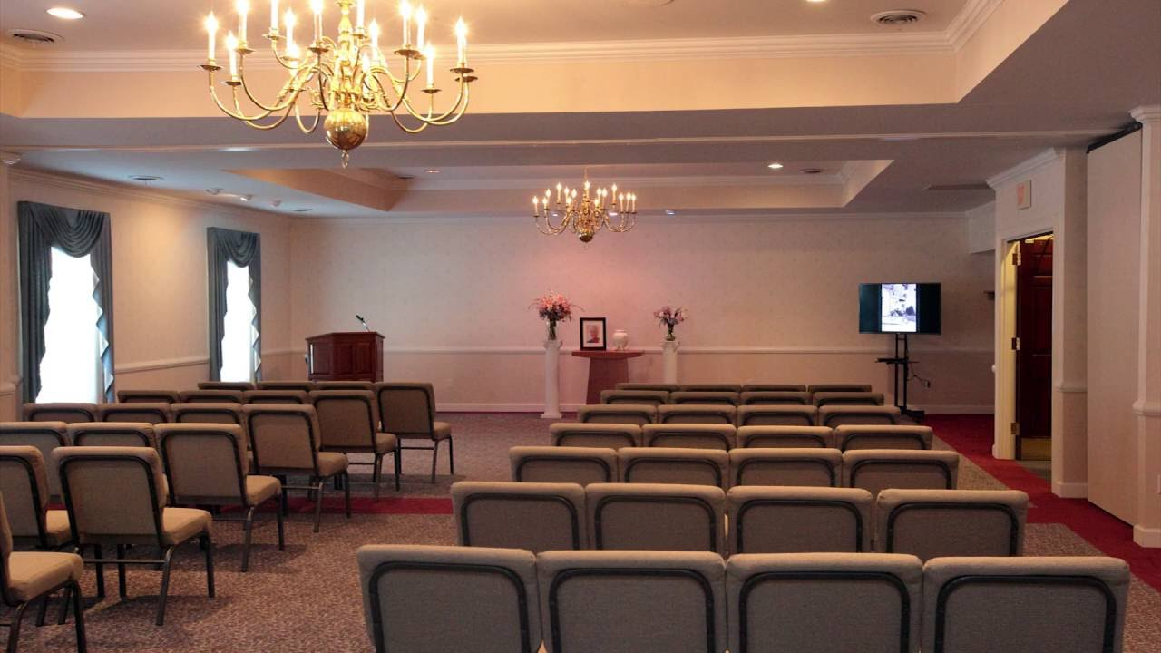 Virtual Tour Of Newcomer Funeral Home St Peters Mo