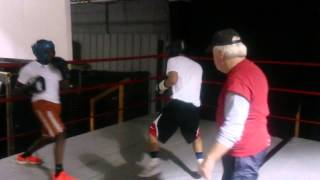sparring 23