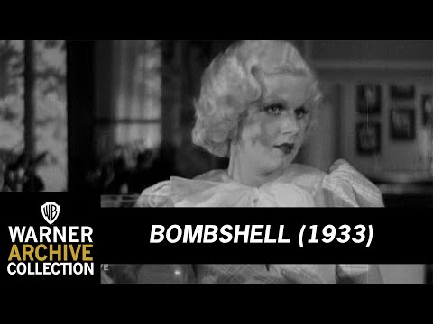 Bombshell (1933) – 30 Day Trial Orphan