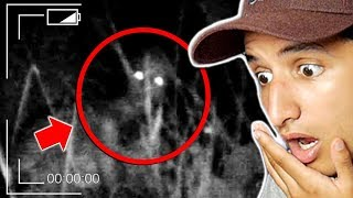 If You See This At Night... Run - Reaction Scary Stories Animated