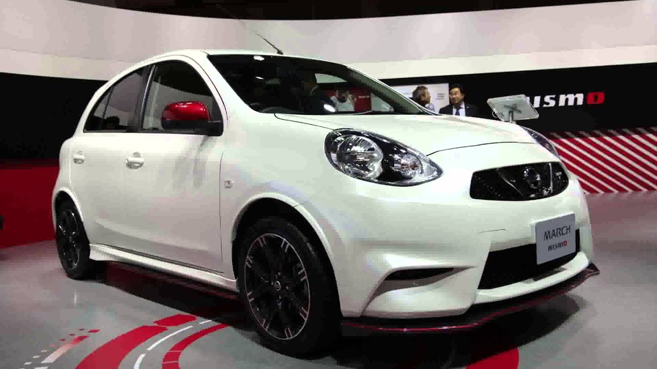 nissan march 1.5 nismo s