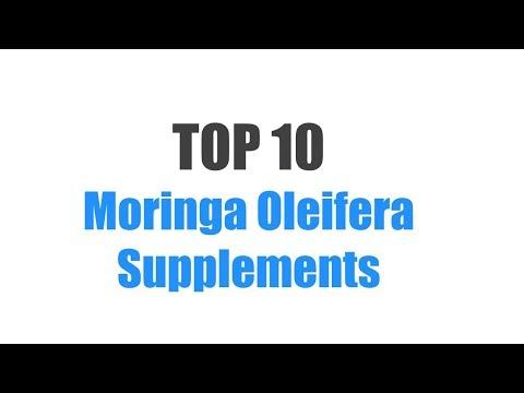 Best Moringa Oleifera Supplements - Top 10 Ranked