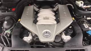 Mercedes C63 AMG V8 M156 Engine Noise / Problem