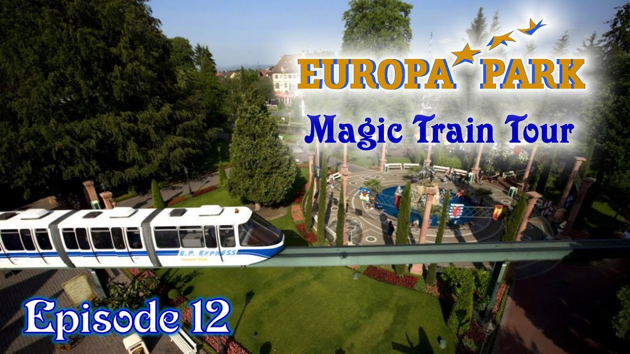 Europa park 12 un voyage panoramique youtube for Sejour europa park