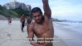Flare to Cartwheel Front Flip Tutorial by BBoy Kapu- flips