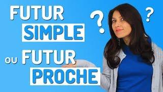 Future Tenses in French : Futur simple vs Futur Proche