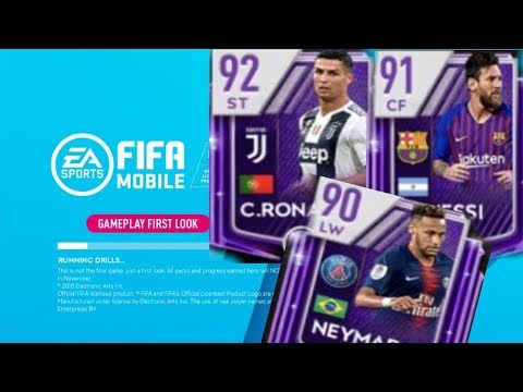 IT IS FINALLY HERE?! | FIFA MOBILE 19/SEASON 3  IOS BETA VERSION | Fifa Mobile