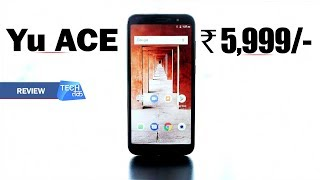 Micromax Yu ACE Review | Tech Tak
