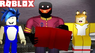 Sonic et Tails 'Hotel Story' Roblox