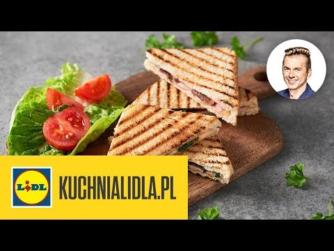 Croque Monsieur Karol Okrasa Kuchnia Lidla Youtube