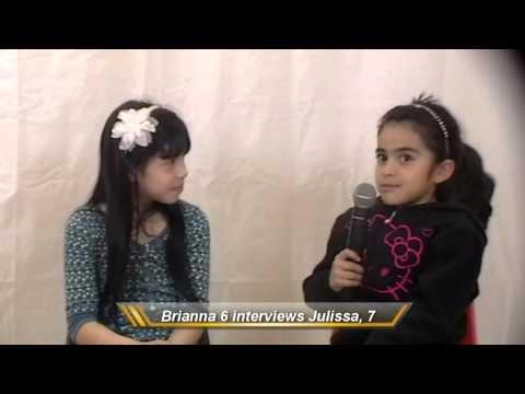 Brianna, 6 interviews Julissa, 7