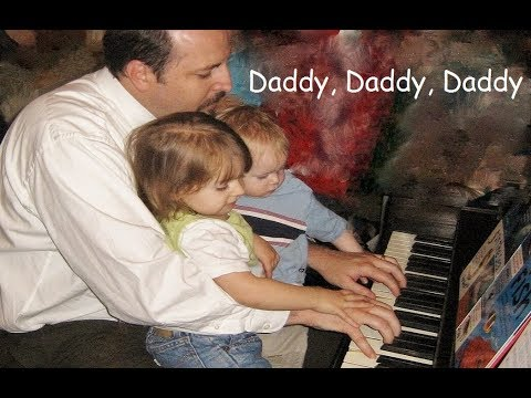 Daddy, Daddy, Daddy ❤️ Kids Dad Love Song ❤️ Father's Day Song ❤️ Happy Father's Day ❤️ Love My Dad!