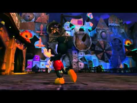 New Epic Mickey trailer