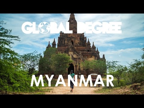 Myanmar - Discovering 60 Tons Of Gold