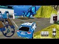 Transport Truck Police Cars: Transport Games P #2 Android Gameplay FHD - Street Police Cars For Kids