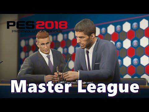 PES 2018 Master