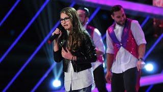 """Loic Nottet - """"Rhythm inside"""". Vezi cum cântă Delia Andrei pe scena Next Star"""
