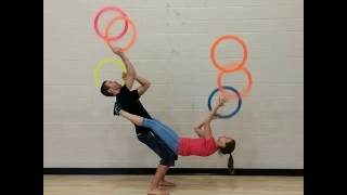 Video The flip to counterbalance acro-juggling with the big rings. download MP3, 3GP, MP4, WEBM, AVI, FLV November 2017