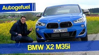 BMW X2 M35i REVIEW - hot hatch or hot crossover?