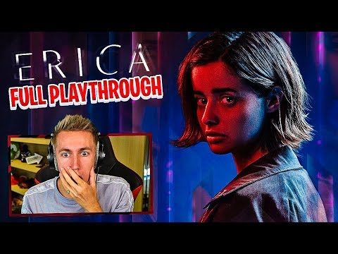 ERICA *FULL PLAYTHROUGH*