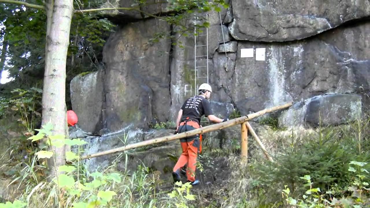 Klettersteig Erlabrunn : Klettersteig erlabrunn youtube