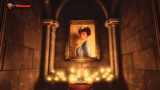 "Bioshock Infinite HD ""Will the Circle Be Unbroken"" In Game Choral Version w/Piano Intro"