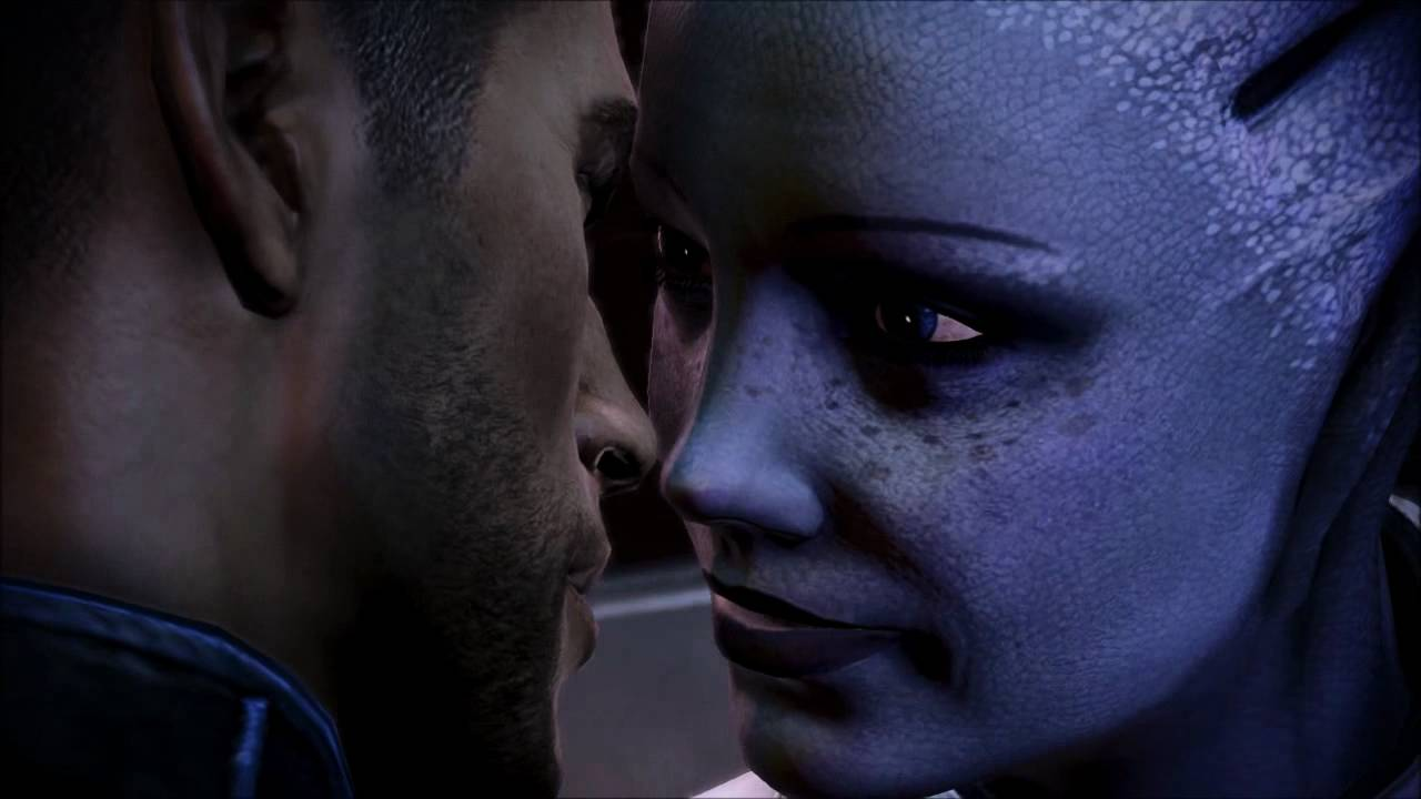 Mass Effect Sex With Liara 63