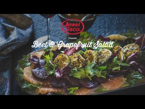 Beet & Grapefruit Salad | Holiday Recipes | Jewel-Osco